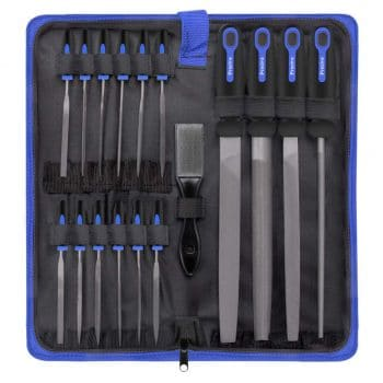 Preciva 18Pcs Hand File Set