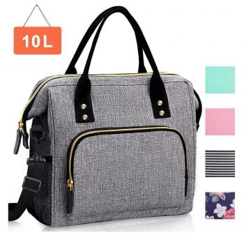 IDEATECH Lunch Bag for Women
