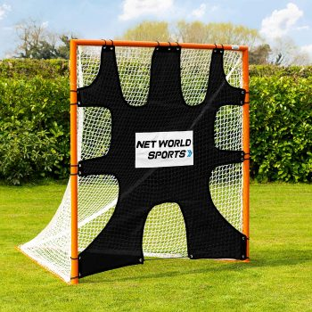 FORZA 6ft x 6ft Lacrosse Goal Target Sheet with Bungee Cords