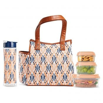 Fit & Fresh Fashionable Lunch Bag for Women