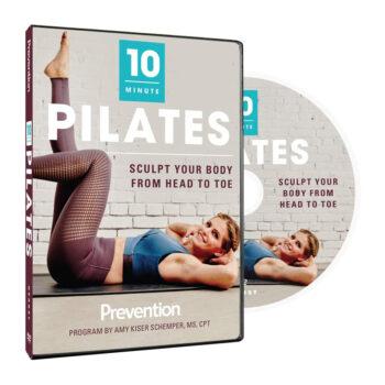 Prevention 10 Minute Pilates
