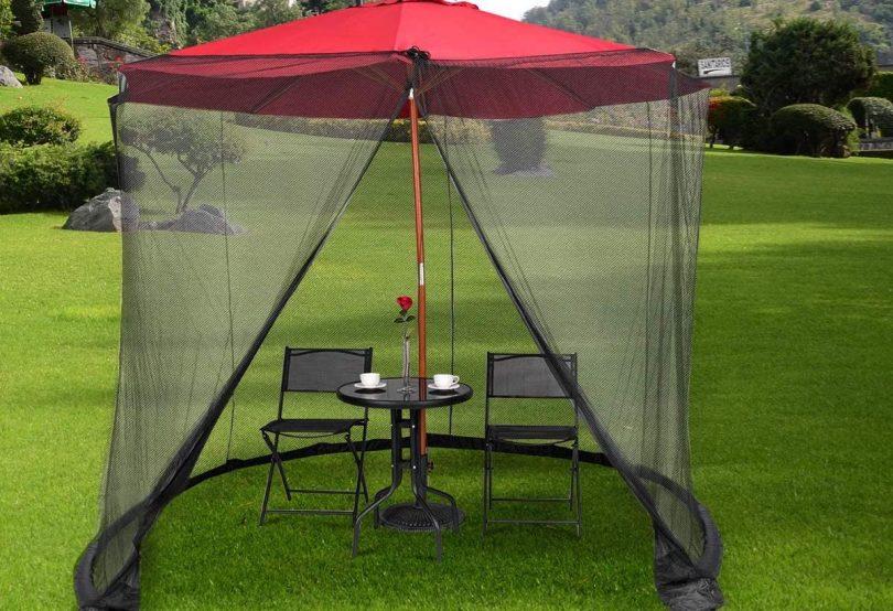 Patio Umbrella Screens