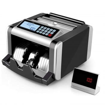 SIMBR Money Counter Machine