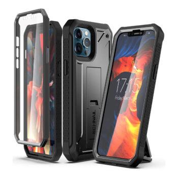 Schnail Titan iPhone 12 Pro Max Case