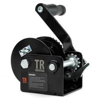 TR Industrial Trailer Winch