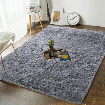 Andecor Grey Area Rug