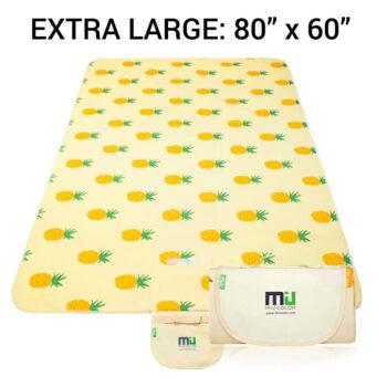 Miu Color Large Waterproof and Sandproof Picnic Blanket