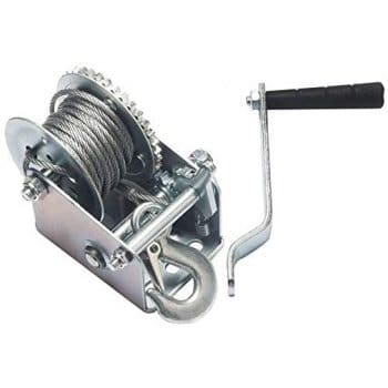OPENROAD 600lbs Trailer hand Winch