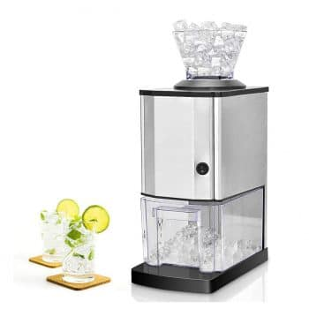 Costzon Electric Ice Crusher
