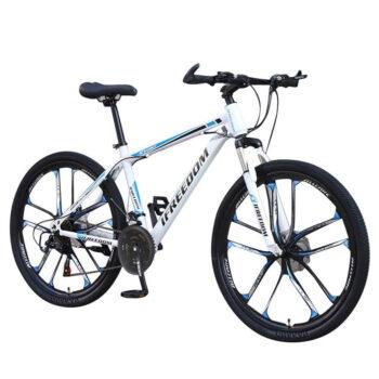 Funic Home Décor 26-Inch Folding Mountain Bike
