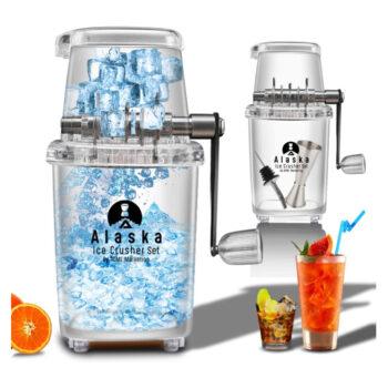 ALASKA Easy-Grip Manual Ice Crusher