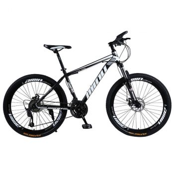 ZLOLIA 26-inches Folding Mountain Bike