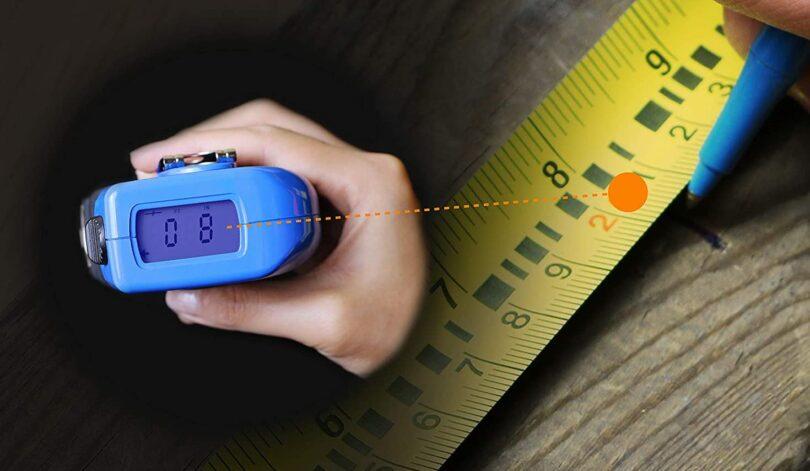 Digital Tape Measures
