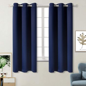 BGment Thermal Insulated Blackout Curtains for Bedroom