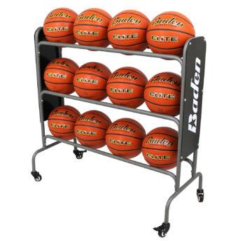 Baden Steel Frame Basketball Rack