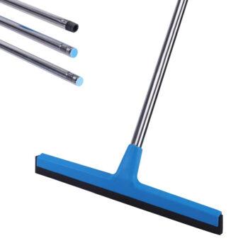 Ulihome Floor Squeegee - 51 Extendable Floor Cleaner