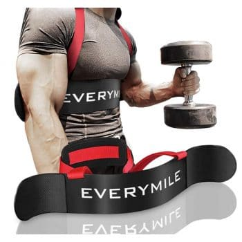 EveryMile Fitness Arm Curl Blaster