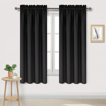DWCN Thermal Insulated Blackout Curtains