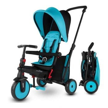smarTrike Folding Toddler Tricycle