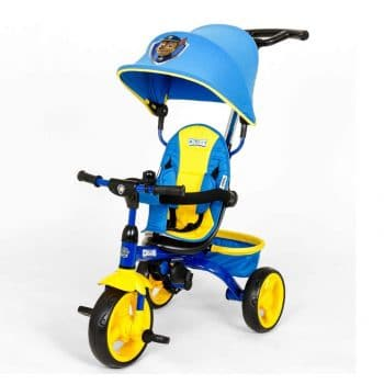 KidsEmbrace Push and Ride Stroller