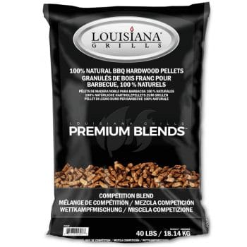 Louisiana Grills Blend Pellets