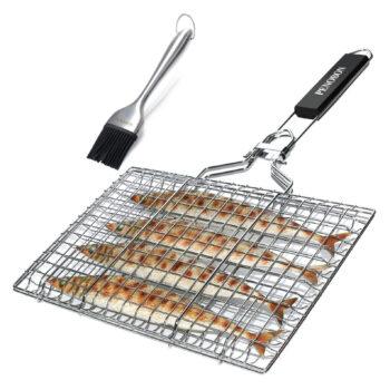 pension Fish Grilling Basket