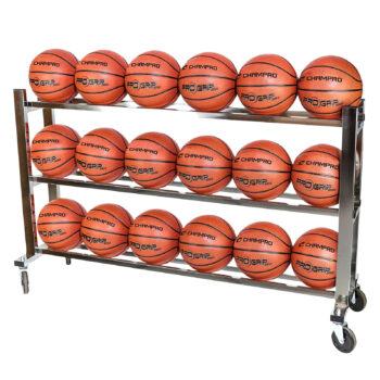 HAMPRO Monster Steel Basketball Rack