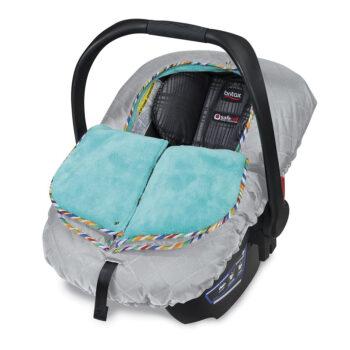 Britax B-Warm Baby Car Seat Cover