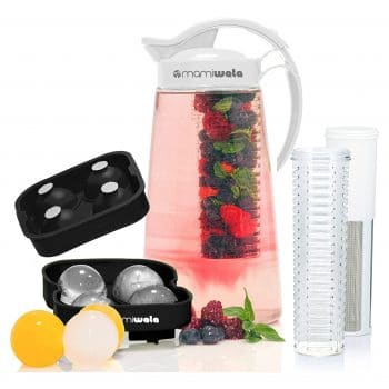 MAMI WATA Fruit and Tea Infusion Water Pitcher