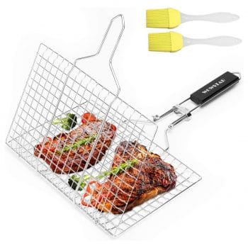 WOWSTAR BBQ Grilling Basket