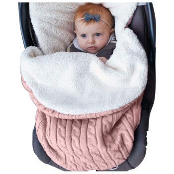 XMWEALTHY Newborn and Baby Wrap