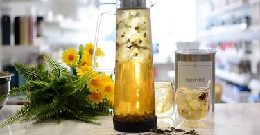 Glass Infusion Pitcher