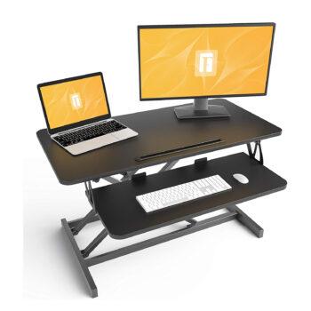 FEZIBO Stand Up Desk Converter
