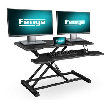 FENGE Height Adjustable Standing Desk
