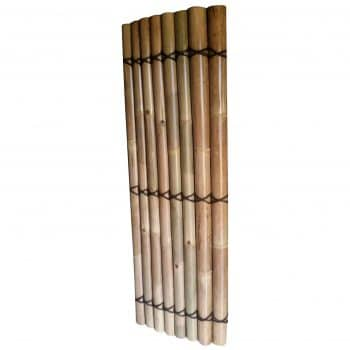 MGP Split Bamboo Fence