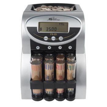 Royal Sovereign FS-2D 2 Row Automatic Coin Sorter