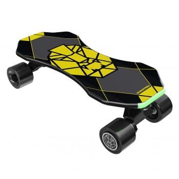 Swagtron Swagskate NG-3 Mini E-Cruiser Electric Skateboard