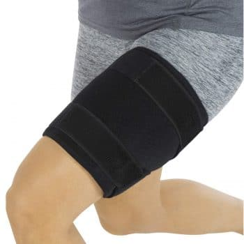 Vive Thigh compression for Quad and Hamstring Recovery for Men and Women