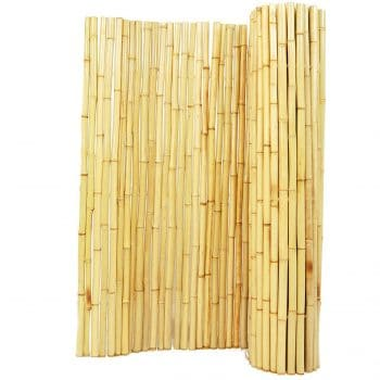 Forever Rolled Bamboo Fence