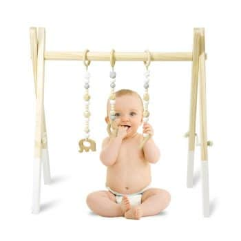 Homegician Baby Wood Gym