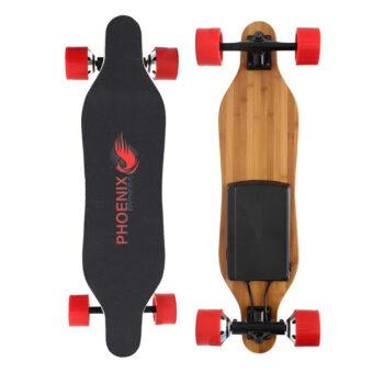 Alouette Phoenix Ryders Longboard Electric Skateboard