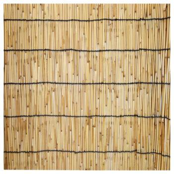 Mininfa Natural Reed Fence