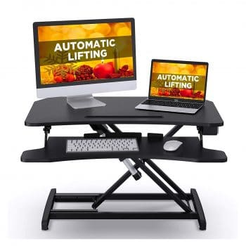 ABOX Electric Standing Desk Converter