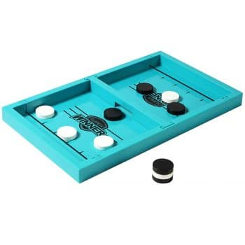 Werry Fast Sling Puck Board Game, Parent-Child Interactive Chess Board