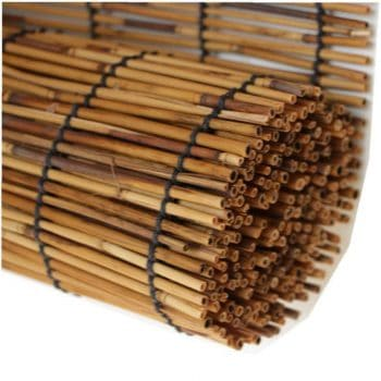 ZDY Natural Reed Mat Fencing