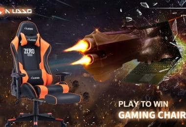Gaming Chairs With Footres