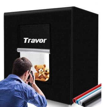 Travor Photo Light Box Kit
