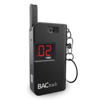 BACtrack Keychain Breathalyzer Ultra-Portable