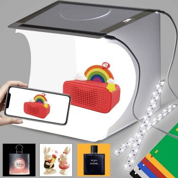 DUCLUS Mini Photo Studio Light Box