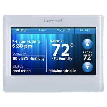 Honeywell wi-fi Thermostat 9000